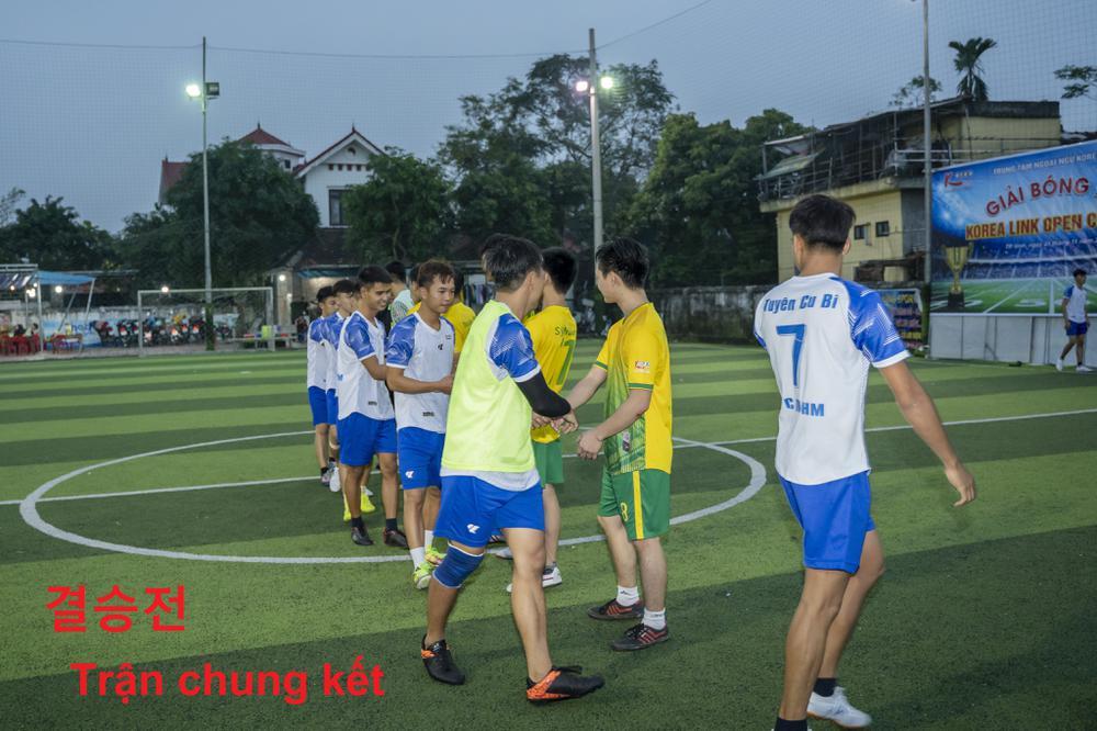Từ vựng tiếng Hàn chủ đề bóng đá | Học tiếng Hàn tại Nghệ An cùng Korea Link