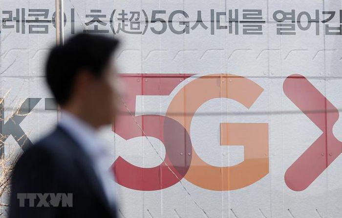 Ba doanh nghiệp viễn thông Hàn Quốc vẫn hưởng lợi nhờ mạng 5G