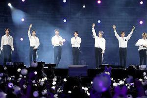 Concert trực tuyến của BTS gây sốt với 2,7 triệu người xem trực tiếp