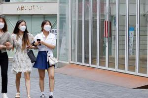 Giới trẻ Hàn Quốc chuộng nói chêm tiếng Anh