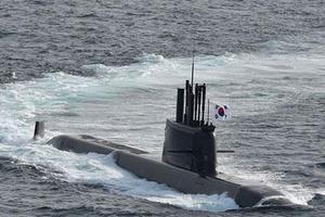 Hàn Quốc phóng thử thành công dưới nước tên lửa trên tàu ngầm
