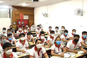 Khai giảng lớp tiếng Hàn dành cho người mới và lớp luyện thi EPS, CBT ngày 02/08 tại Nghệ An