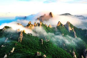 Núi Seoraksan Hàn Quốc – Điểm khám phá thú vị dành cho du khách
