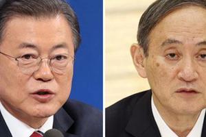 """""""Hội nghị thượng đỉnh Hàn - Nhật được tổ chức vào ngày khai mạc Olympic Tokyo"""""""
