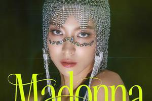 """Luna nhóm F(x) phát hành """"Madonna"""" sau 2 năm 9 tháng"""
