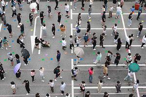 Thủ đô Seoul và khu vực lân cận nâng giãn cách xã hội lên mức 4 từ ngày 12/7
