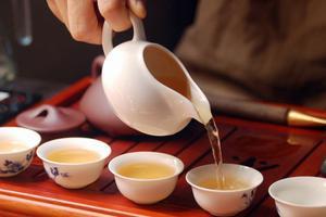 Văn hóa Hàn Quốc qua cách uống trà