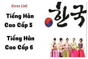 Tiếng Hàn cao cấp 5 - Tiếng Hàn cao cấp 6