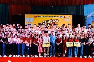 Khởi tranh cuộc thi Rung chuông vàng Korea Link lần II năm 2021