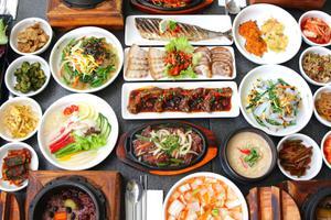 Lịch sử ẩm thực Hàn Quốc bị ảnh hưởng bởi 3 nền văn hóa