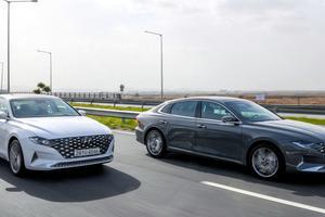 10 ôtô bán chạy nhất Hàn Quốc 2020
