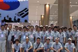 THÔNG BÁO: Kết quả kiểm tra tay nghề ngành Ngư nghiệp và hướng dẫn hoàn thiện hồ sơ đăng ký dự tuyển đi làm việc tại Hàn Quốc