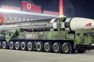 Hàn Quốc lo ngại tên lửa xuyên lục địa mới của Triều Tiên