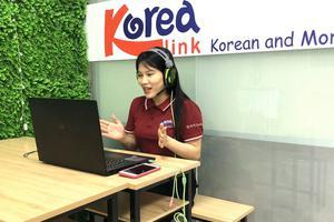 Học tiếng Hàn Online tại Nghệ An cùng Korea Link