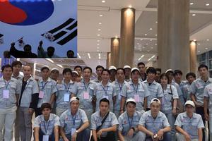 Kế hoạch tổ chức thi, danh sách dự thi và ca thi tiếng Hàn đặc biệt trên máy tính năm 2020