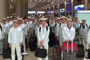 Thanh lý và ký lại hợp đồng đưa người lao động đi làm việc tại Hàn Quốc theo Chương trình EPS, hoàn thiện các thủ tục xin cấp visa đối với người lao động đã hoàn thành khóa bồi dưỡng kiến thức cần thiết