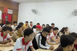 Hàn ngữ Korea Link chào đón các bạn học viên tham dự khai giảng khoá học tiếng Hàn