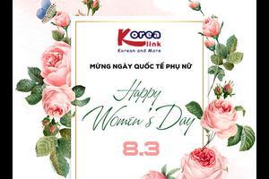 Đôi lời gửi tặng phái nữ nhân ngày 8-3 | Trung tâm Hàn Ngữ Korea Link