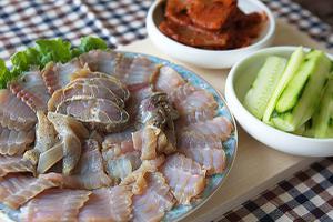 Những đặc sản kinh dị của Hàn Quốc