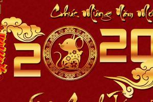 Cung Chúc Tân Xuân - Vạn Sự Như Ý | Trung tâm Ngoại Ngữ Korea Link chúc mừng năm mới Canh Tý 2020