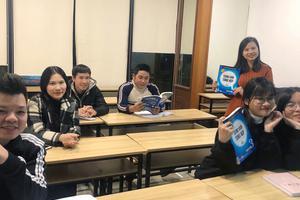 Khai giảng khóa học tiếng Hàn trung cấp tại Vinh