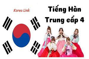 Tiếng Hàn Trung cấp 4