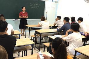Khai giảng lớp tiếng Hàn dành cho người mới bắt đầu