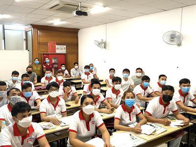 Khai giảng lớp tiếng Hàn dành cho người mới và lớp...