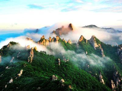 Núi Seoraksan Hàn Quốc – Điểm khám phá thú vị dành...
