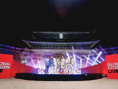 BTS tham gia chuỗi hòa nhạc toàn cầu cùng các nghệ sĩ...