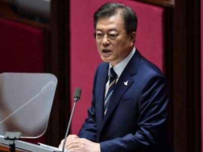 Tổng thống Hàn Quốc tẩy chay Olympic Tokyo