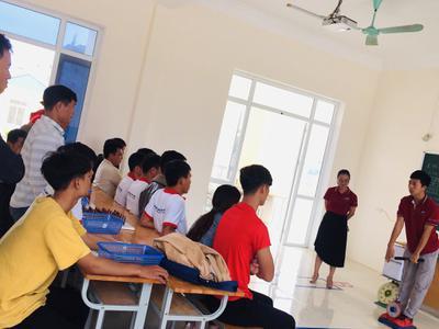 Khai giảng khóa luyện vòng 2 EPS - TOPIK ngành ngư nghiệp...