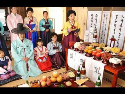 Những ngày tết của Người Hàn Quốc du học sinh cần...