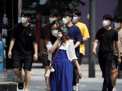 Hàn Quốc sẽ phạt tiền người không đeo khẩu trang