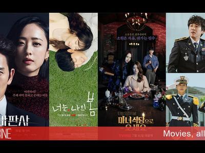Phim truyền hình Hàn Quốc tháng 7