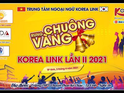 Rung chuông vàng Korea Link lần thứ 2 năm 2021