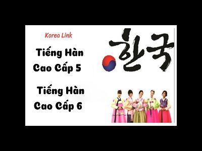 Khóa học tiếng Hàn cao cấp 5