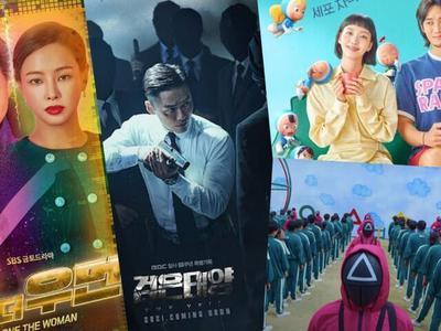 Phim truyền hình Hàn Quốc tháng 9