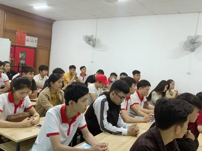 Hàn ngữ Korea Link chào đón các bạn học viên tham dự...