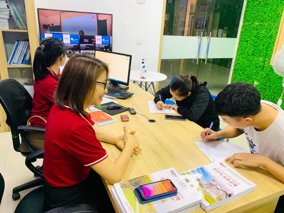 Những lý do nhất định bạn phải chọn Korea Link khi học tiếng Hàn tại Nghệ An