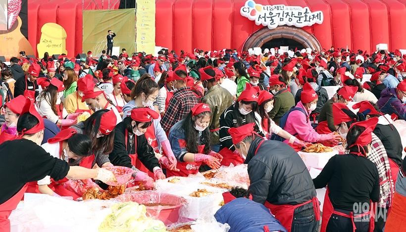 Văn hóa muối kim chi Kimjang của người dân Hàn Quốc