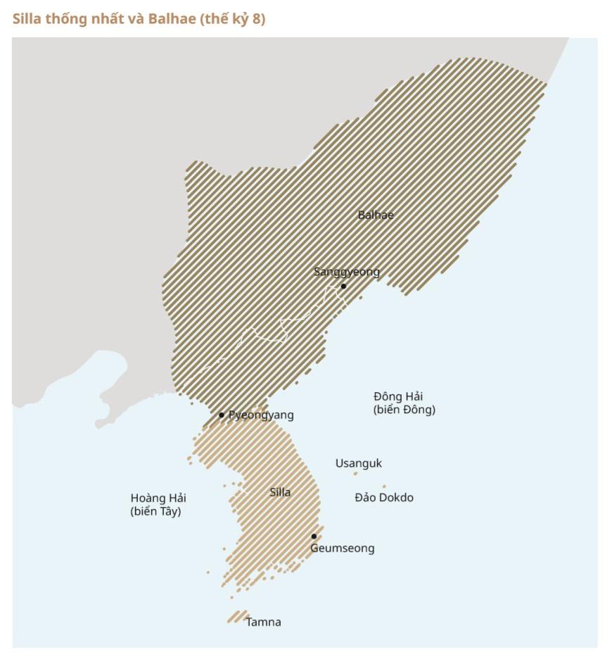 7 Giai đoạn lịch sử Hàn Quốc qua các giai đoạn (Phần 3)